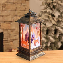 Load image into Gallery viewer, Antique Christmas Lantern