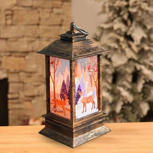 Antique Christmas Lantern