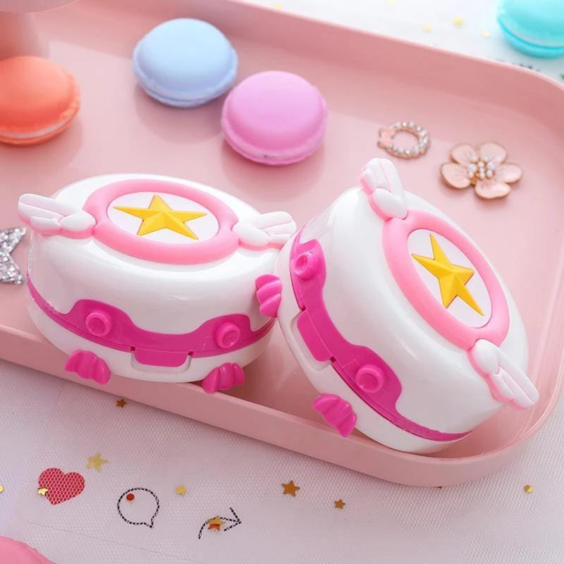 Cardcaptor Sakura Wings Contact Lenses Auto-washer | Lamon Beauty
