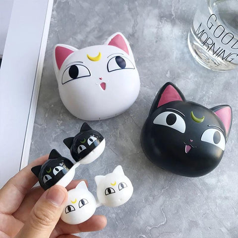 Lamon Beauty  Luna / Artemis Lens Case | Lamon Beauty