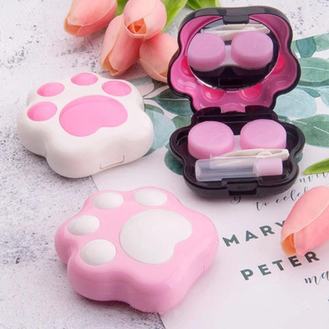 Lamon Beauty  Cat Paw Lens Case | Lamon Beauty