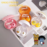 Kakao Friends Contact Lenses Case | Lamon Beauty