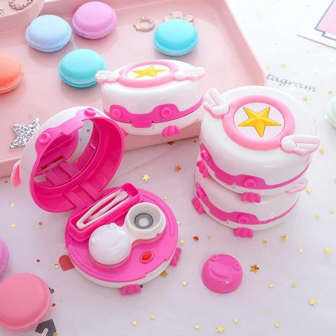 Lamon Beauty Cardcaptor Sakura Wings Contact Lenses Auto-washer | Lamon Beauty
