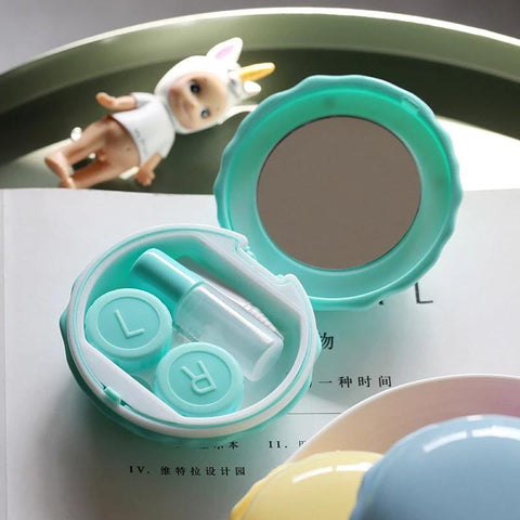 Lamon Beauty  Macaron Lens Case | Lamon Beauty