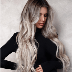 Fashion Long Wave Gold Wig | Lamon Beauty