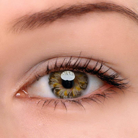 Lolly Brown Colored Contact Lenses | Lamon Beauty
