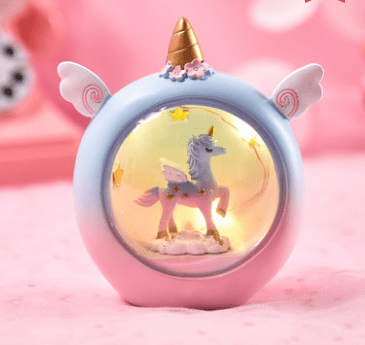 Unicorn Nightlight Decorations | Lamon Beauty