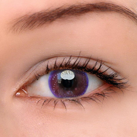 Rorastar Brown Colored Contact Lenses | Lamon Beauty