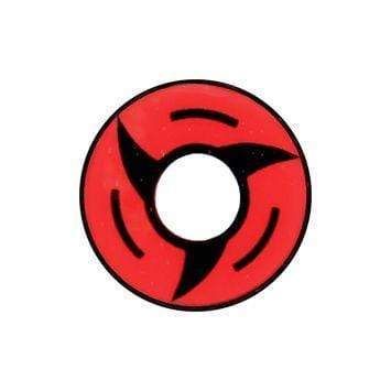 Itachi Mangekyo Sharingan Cosplay Contact Lenses | Lamon Beauty