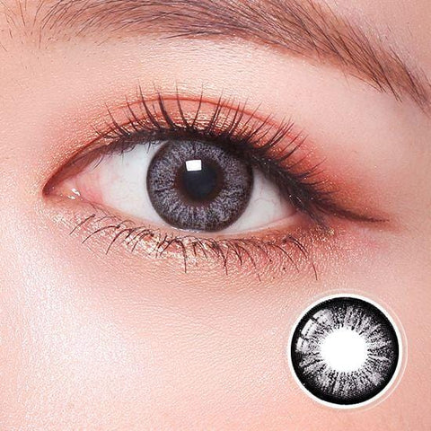 Standard Cosmic Gray Color Contact Lenses | Lamon Beauty