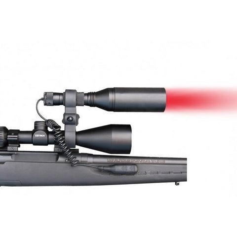 Red LED Gun Light