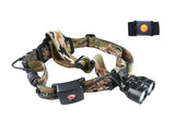 Wireless Remote Dual Color Beam Headlamp Kit (HL55)