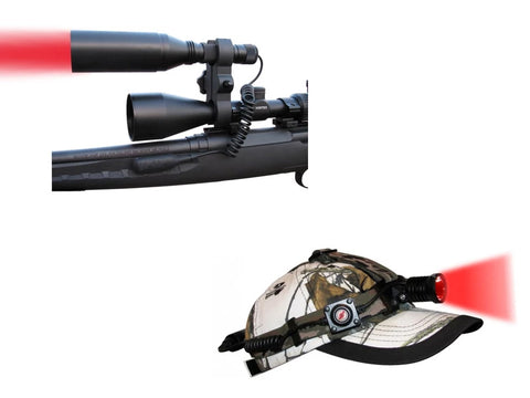 GL-250 Gun Light and HL08 Headlamp Combo Kit