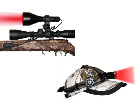 GL-350 Gun Light and HL08 Headlamp Combo Kit