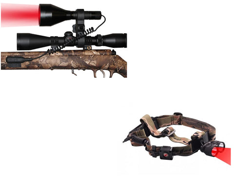 GL-350 Gun Light and HL50-Q Headlamp Combo Kit