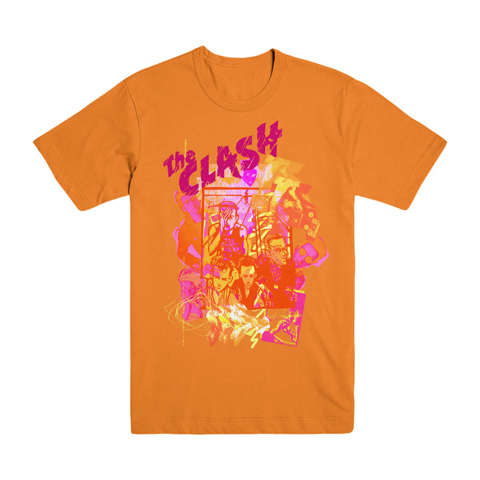 Animation Orange T-Shirt