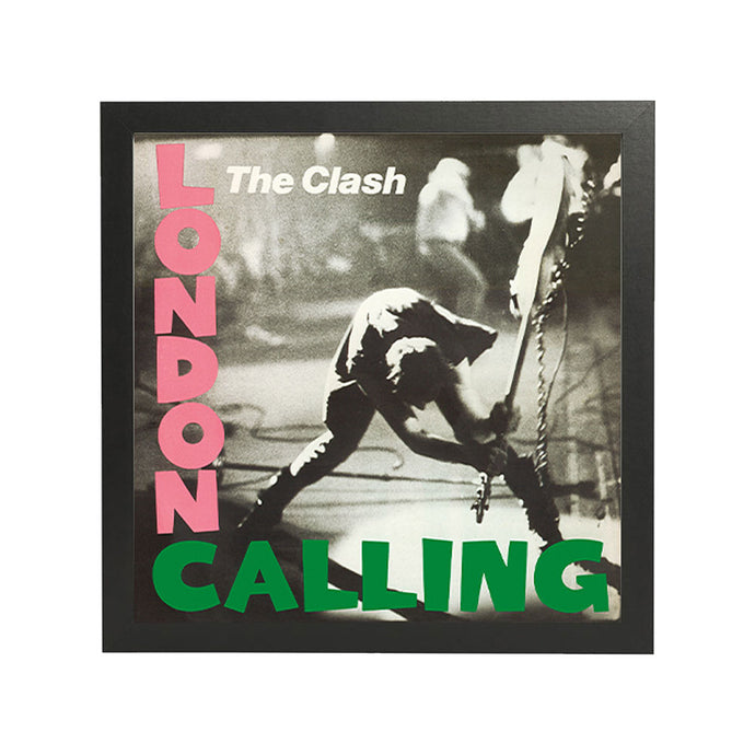 The Clash Litho