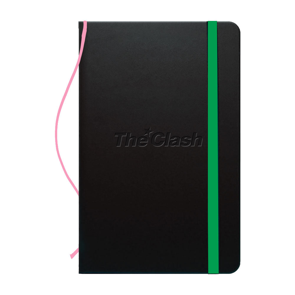 The Clash A5 Notebook