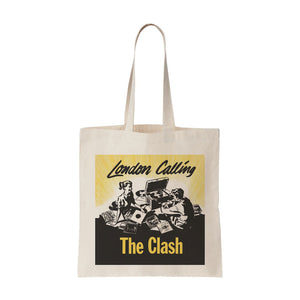 The Clash London Calling Tote Bag