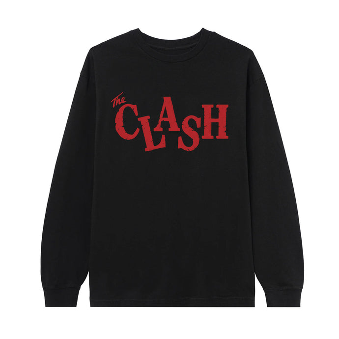 The Clash Star Logo Sweater