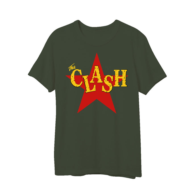 The Clash Star Tee