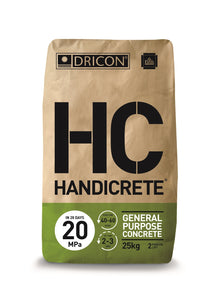 Ready Mix Bagged Concrete - Firth Handicrete