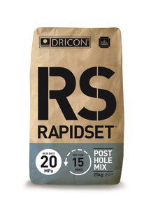 Ready Mix Bagged Concrete - Firth Rapidset