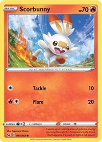 Scorbunny (Premium Collection) - 31/202 (31/202) [Miscellaneous Cards & Products] | Nerd Geek U
