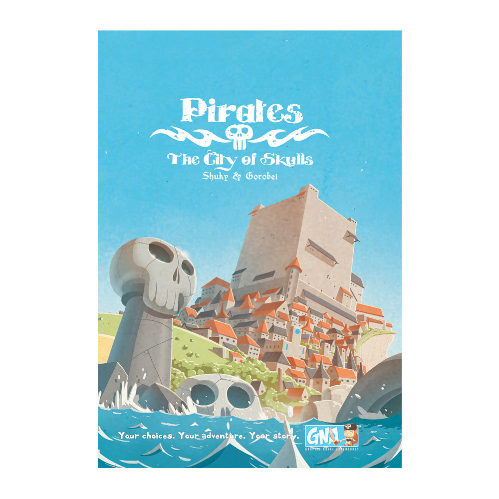 Pirates: City of Skulls | Nerd Geek U