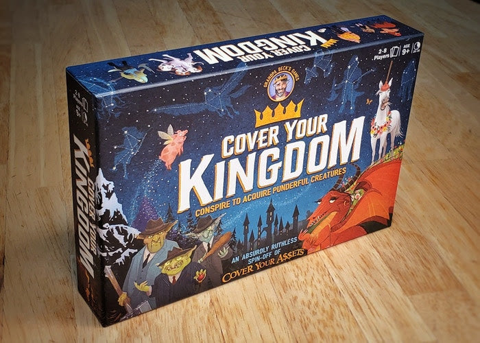 Cover Your Kingdom | Nerd Geek U