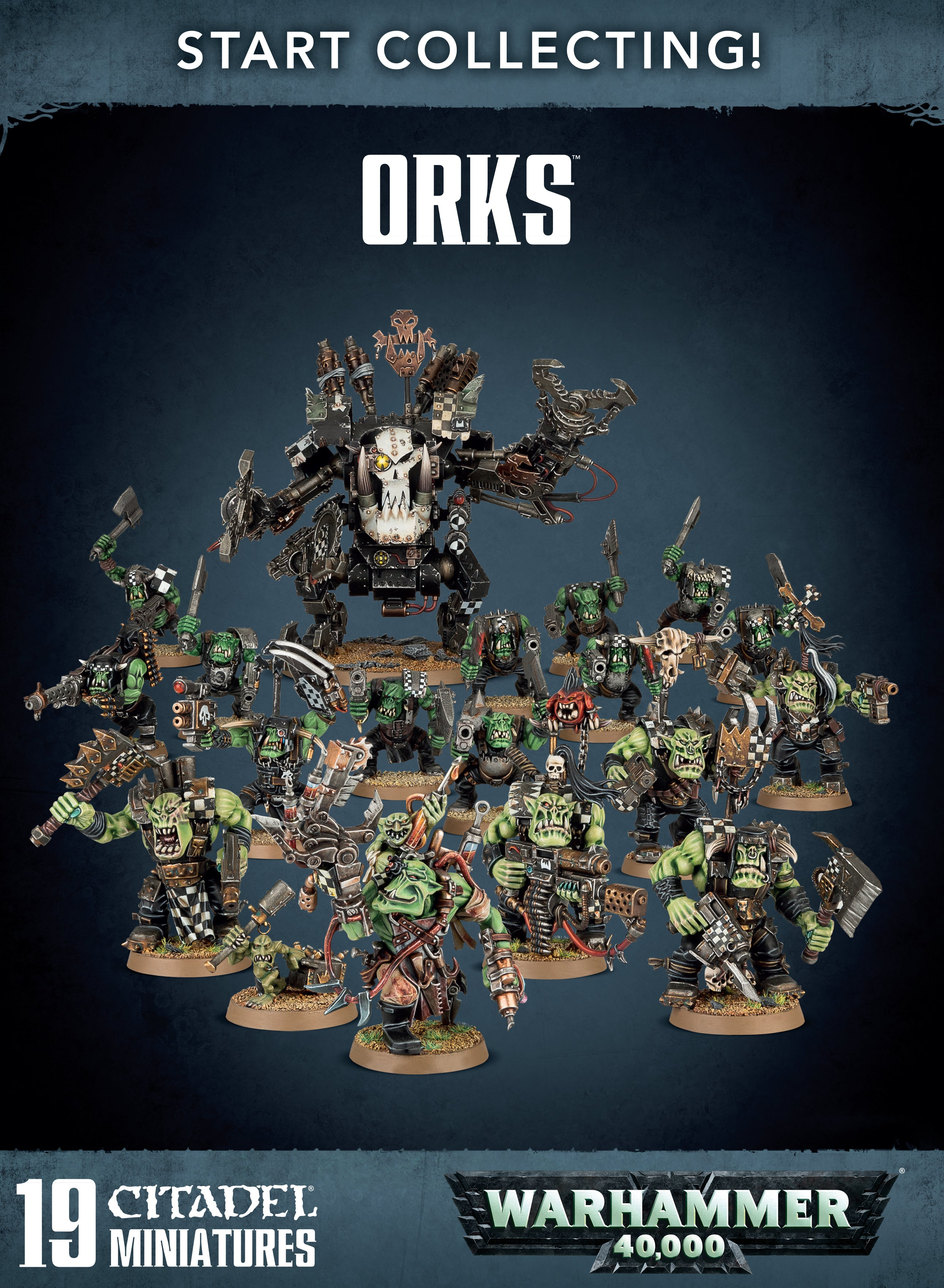 Start Collecting!  Orks | Nerd Geek U