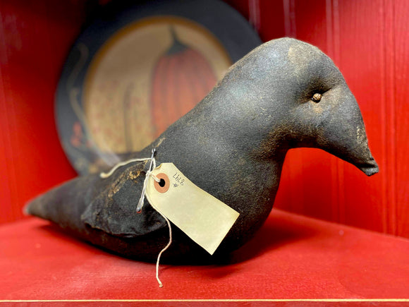 Folk Art Crow