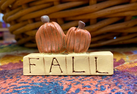 FALL figurine