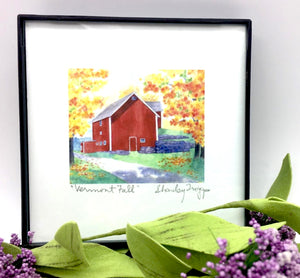 Shanley Triggs Art Print - Country Cottage Gifts