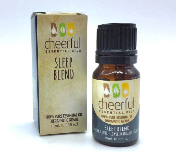 Sleep Essential Oil - Country Cottage Gifts