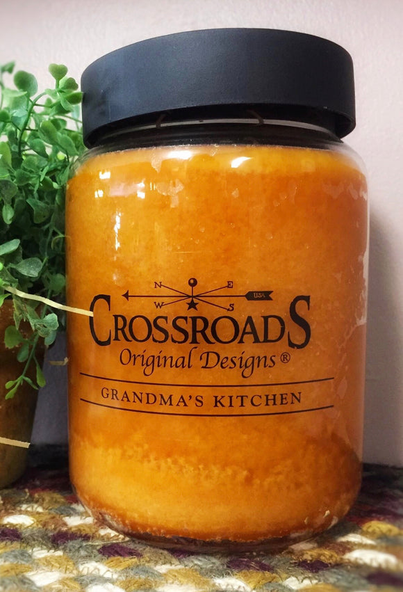 Grandma's Kitchen~Crossroads Candle - Country Cottage Gifts