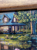 Cabin Treasure Box - Country Cottage Gifts