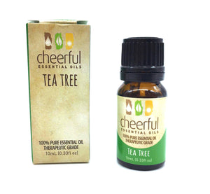 Tea Tree Essential Oil - Country Cottage Gifts
