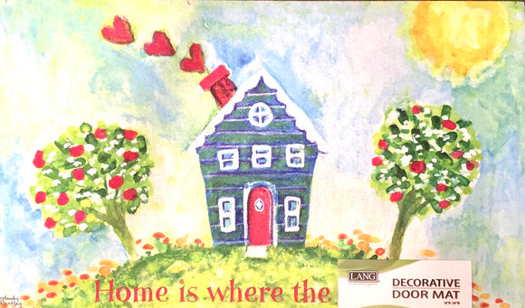 Home Welcome Mat - Country Cottage Gifts