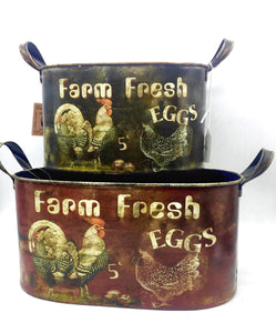 Farm Fresh Baskets - Country Cottage Gifts