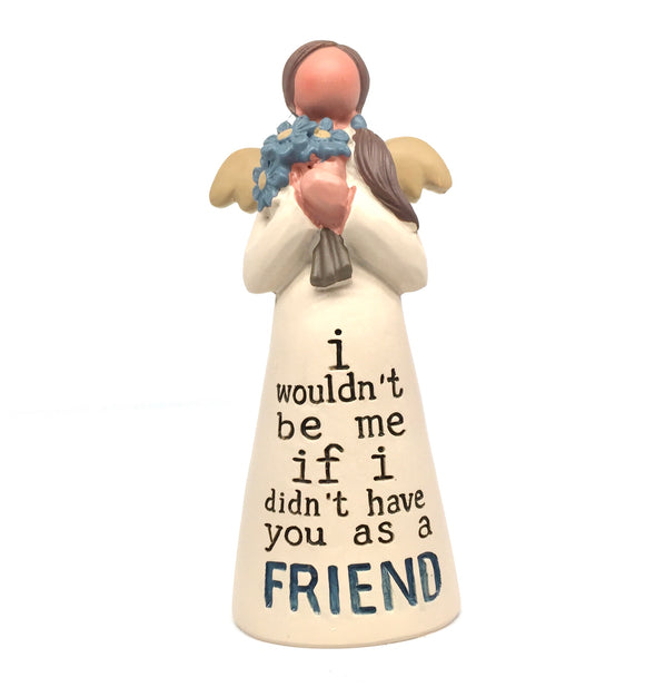 I Wouldn't Be Me Figurine - Country Cottage Gifts