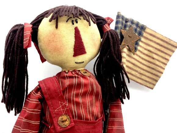 Molly Rag Doll - Country Cottage Gifts