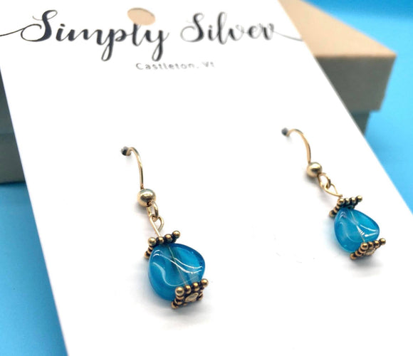 Simply Silver Earrings 20 - Country Cottage Gifts