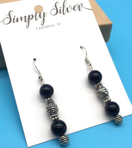 Simply Silver Earrings 8 - Country Cottage Gifts