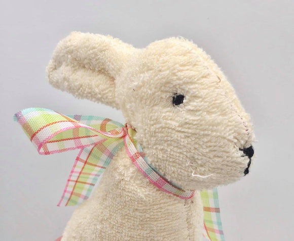 Terry Cloth Bunny - Country Cottage Gifts