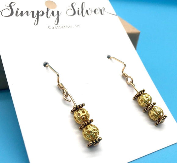 Simply Silver Earrings 15 - Country Cottage Gifts
