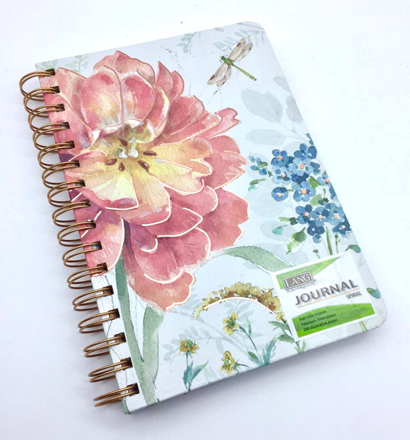 Lang Flower Journal - Country Cottage Gifts