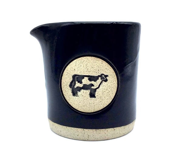 Cow Syrup Pitcher - Country Cottage Gifts