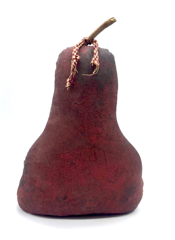 Red Primitive Pear - Country Cottage Gifts