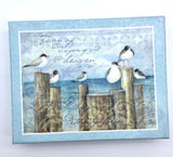 Lang Seagulls Notecards - Country Cottage Gifts